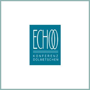 ECHOO Konferenz Dolmetschen